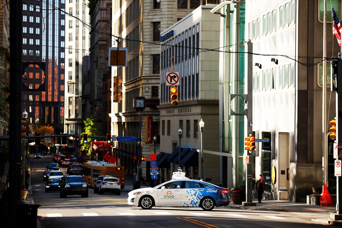 W Pittsburgh rozpoczął się kolejny projekt mający na celu skrócenie czasu spędzonego na czerwonym świetle.