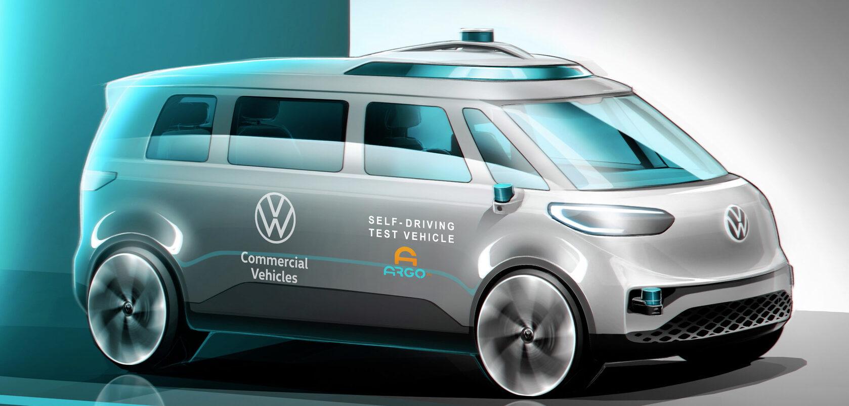 Volkswagen planuje przyspieszenie rozwój autonomicznych pojazdów dostawczych