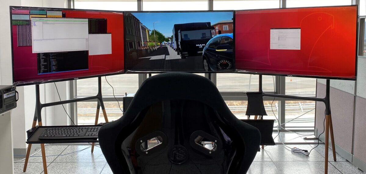 Katech buduje cyfrowe miasto Daegu by wspomóc prace nad pojazdami autonomicznymi