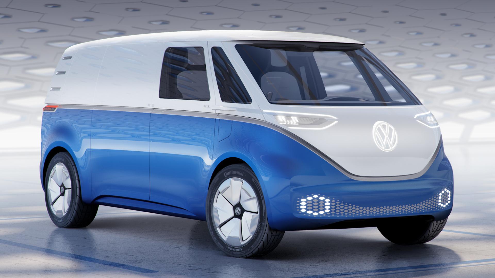 VW rozpoczyna pracę nad autonomicznym samochodem ID. Buzz.
